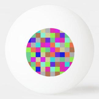 色 卓球ボール