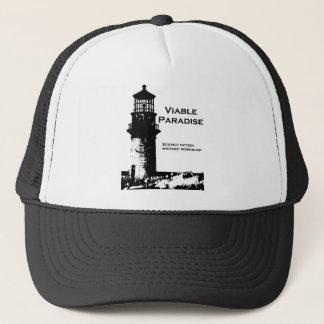 色-実行可能な楽園の灯台--を選んで下さい キャップ