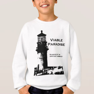 色-実行可能な楽園の灯台--を選んで下さい スウェットシャツ
