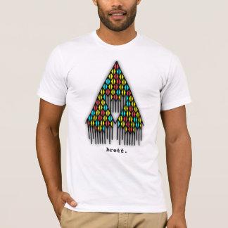 色 Tシャツ