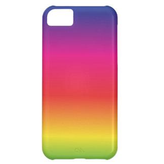 色spectrum.ai iPhone5Cケース
