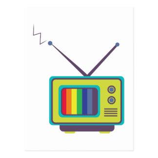 色TV ポストカード