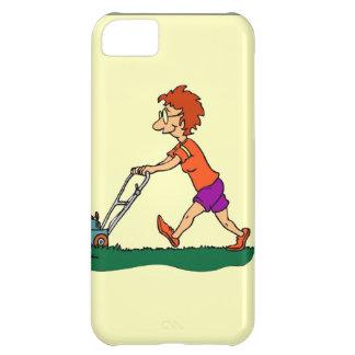 芝刈り機とのMa iPhone5Cケース
