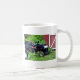芝刈機のGroundhog コーヒーマグカップ