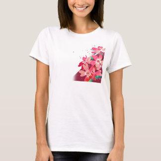 芝桜 Tシャツ
