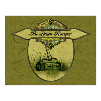 芝生のレーンジャー ポストカード