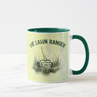 芝生のレーンジャー マグカップ