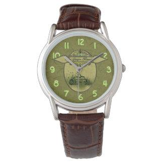 芝生のレーンジャー 腕時計