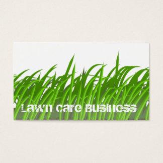 芝生の心配の名刺 名刺