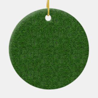芝生の質 セラミックオーナメント
