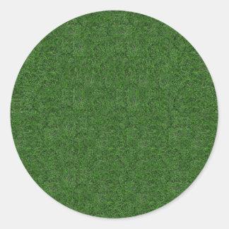 芝生の質 ラウンドシール