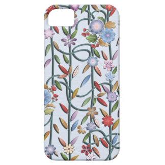花およびつる植物 iPhone SE/5/5s ケース