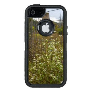 花およびサイロ オッターボックスディフェンダーiPhoneケース