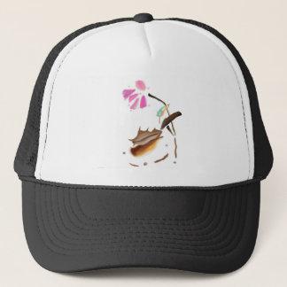花およびハチドリimage.jpg キャップ