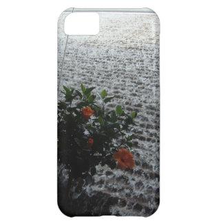 花および水 iPhone5Cケース