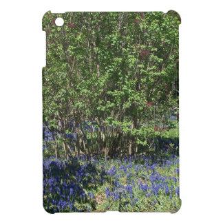 花および自然の景色 iPad MINIケース