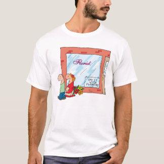 花とのそれを言って下さい Tシャツ