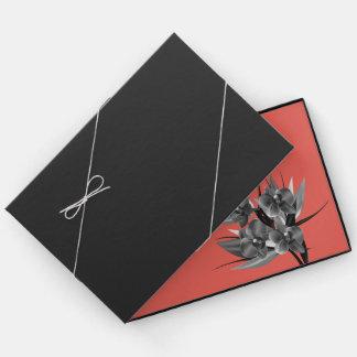 花とのデザイナーゲストブック ゲストブック