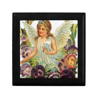 花とのビクトリアンな天使 ギフトボックス