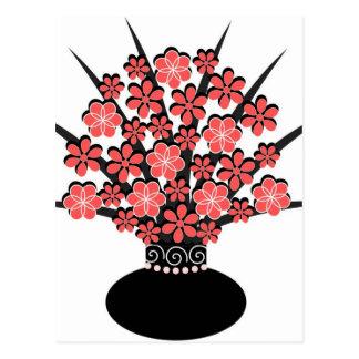 花のつぼ ポストカード