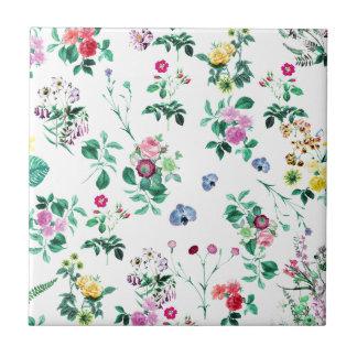 花のイメージのFash タイル