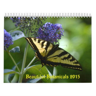 花のカレンダー2015年 カレンダー