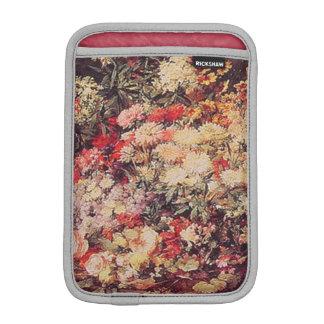 花のカート iPad MINIスリーブ