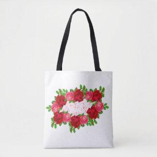 花のキス トートバッグ