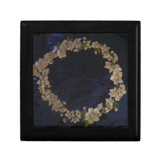 花のギフト用の箱のリングや輪 ギフトボックス