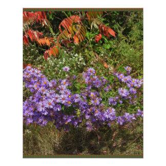 花のギャラリーのGoodluckの挨拶のBestwishesのギフト ポスター