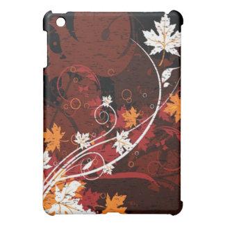 花のグランジな場合 iPad MINI CASE