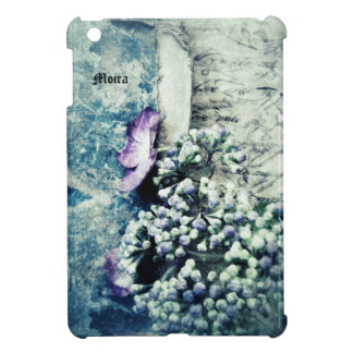 花のグランジなiPadの小型場合 iPad Miniケース