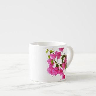 花のコレクション。 キプロス エスプレッソカップ