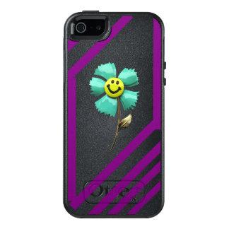 花のジグザグ形 オッターボックスiPhone SE/5/5s ケース