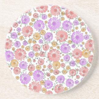 花のデイジー コースター