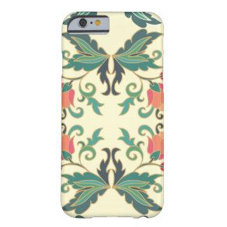 花のデザインのIphoneの美しい場合 Barely There iPhone 6 ケース