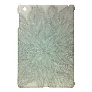 花のデザイン iPad MINIケース