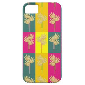花のデジタルデザイン iPhone 5 カバー