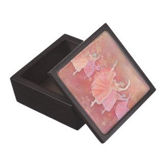 花のバレエのギフト用の箱のワルツ ギフトボックス