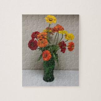花のパズル ジグソーパズル