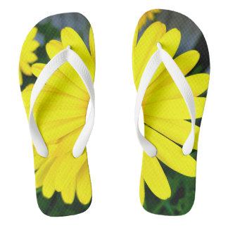 花のビーチサンダル ビーチサンダル
