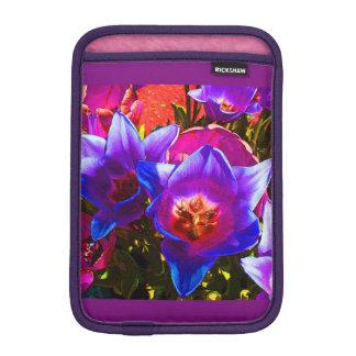 花のファンタジーの垂直iPad Miniケース iPad Miniスリーブ
