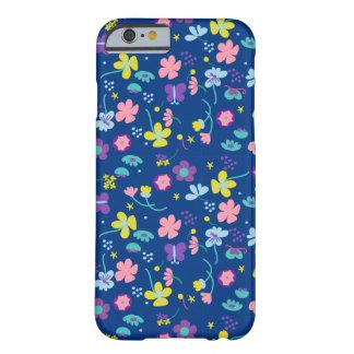 花のファンタジー BARELY THERE iPhone 6 ケース