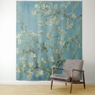 花のフィンセント・ファン・ゴッホのアーモンド木 タペストリー