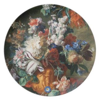 花のプレートのヴァンHuysum's Bouquet プレート