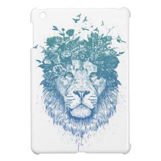 花のライオン iPad MINIケース