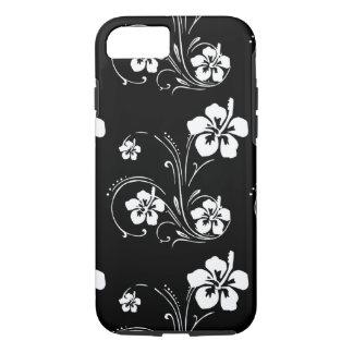 花の入れ墨 iPhone 7ケース