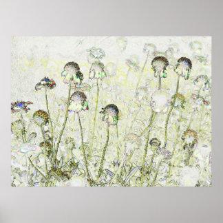 花の兵士 ポスター
