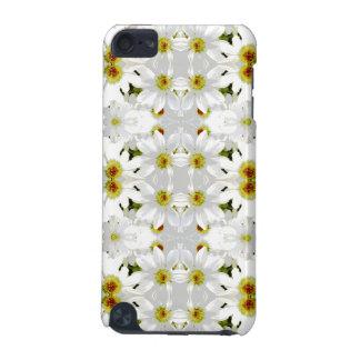 花の写実的なパターン設計 iPod TOUCH 5G ケース