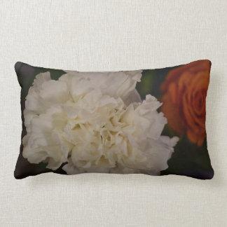 花の写真の装飾用クッション ランバークッション